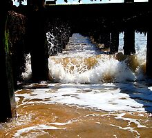 Waves In The Groyne - Expanded! by DCLehnsherr