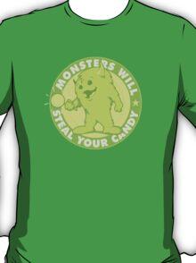 Candy Monster T-Shirt
