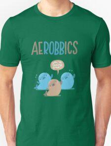 Aerobbics - Sporty Seals T-Shirt