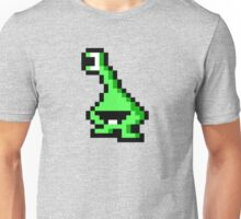 Commander Keen Spot Pixel Yorp Style- Retro DOS game fan items Unisex T-Shirt