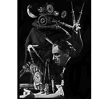 Despair of the Communist Writer. Photographic Print