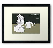 Emperor NORTON Framed Print