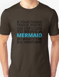 If Your Thighs Touch Unisex T-Shirt