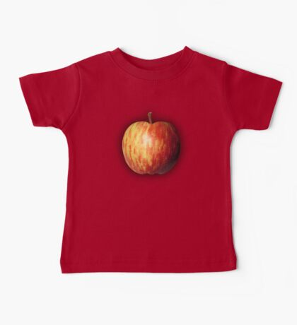 Apple by rafi talby Baby Tee