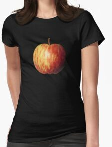 Apple by rafi talby Womens Fitted T-Shirt