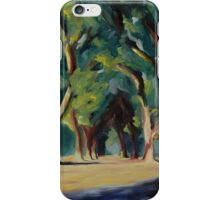 iPhone Case - Trees (Cathedral I) iPhone Case/Skin