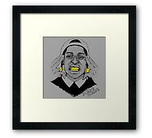 A$AP ROCKY - SLEAZE PLEASE Framed Print