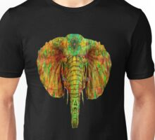 Psychedelephant Unisex T-Shirt