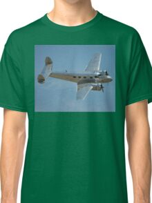 Electra Gliding In Blue, Temora, NSW 2007 Classic T-Shirt