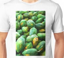 ripe papaya colored Unisex T-Shirt