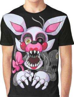Graffiti Mangle Graphic T-Shirt