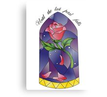 Until the last petal falls Metal Print