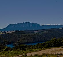 Mt Roland, tasmania by Racquel