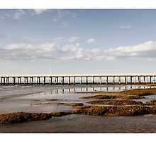 Point Lonsdale Pier by Craig Holloway