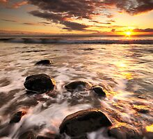 A Godfreys' Beach Morning by Stephen Gregory