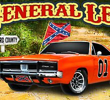 General Lee by KlassicKarTeez