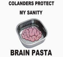 Brain Pasta by DarkLordDuckie
