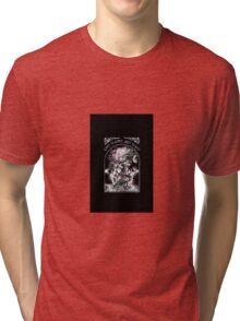 Mortality Tri-blend T-Shirt