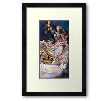 Themis - Blind Justice Framed Print