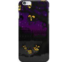 Jack O Lantern Tree iPhone Case/Skin