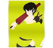 Ryoga Minimalist Poster