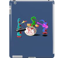 Maniac Mansion Pixel Style- Retro DOS game fan items iPad Case/Skin