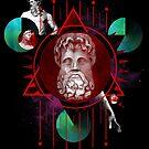 Geometric Gods by TenTimesKarma