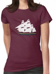 HMS Surprise Womens Fitted T-Shirt