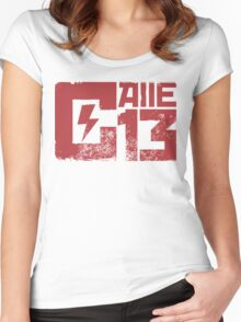 Calle 13 Women's Fitted Scoop T-Shirt