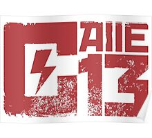 Calle 13 Poster