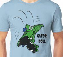 Gator Roll Unisex T-Shirt