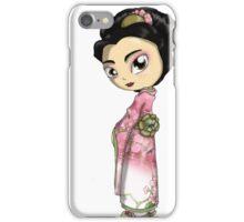 Elegant Sakura I iPhone Case/Skin