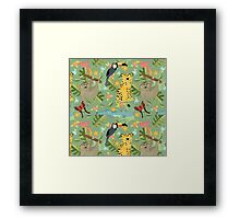Jungle Adventure Framed Print