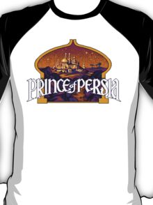Prince of Persia Pixel Style- Retro DOS game fan items T-Shirt