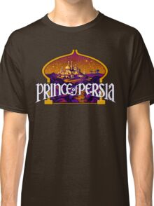 Prince of Persia Pixel Style- Retro DOS game fan items Classic T-Shirt