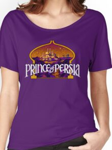 Prince of Persia Pixel Style- Retro DOS game fan items Women's Relaxed Fit T-Shirt