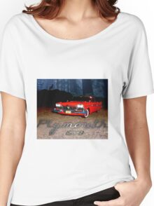 Plymouth fury 1958 Women's Relaxed Fit T-Shirt