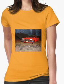 Christine - Plymouth 1958 Womens T-Shirt