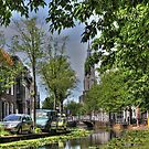Nicest City in Holland: Delft by John44