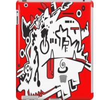 Barfy Whale iPad Case/Skin