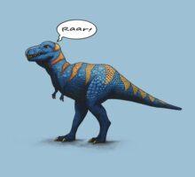 Dinosaur - T Rex - raar! Kids Clothes