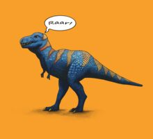 Dinosaur - T Rex - raar! by GreatLittleMind