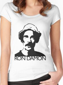 Don Ramón Women's Fitted Scoop T-Shirt
