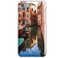 Impressions of Venice - Wandering Around the Small Canals iPhone Case/Skin
