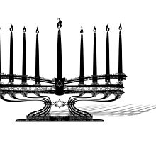 Menorah I by thedustyphoenix
