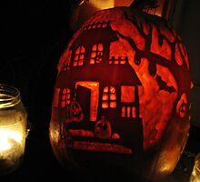 Pumpkin Glow by thedustyphoenix