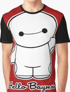 Hello Baymax - parody Graphic T-Shirt