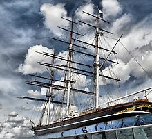 The Cutty Sark by Karen Martin
