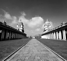 Greenwich University by Karen Martin IPA