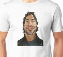 Celebrity Sunday - Javier Bardem Unisex T-Shirt